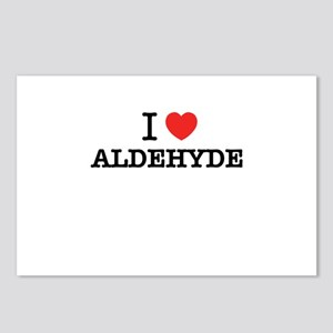 I Love ALDEHYDE Postcards (Package of 8)